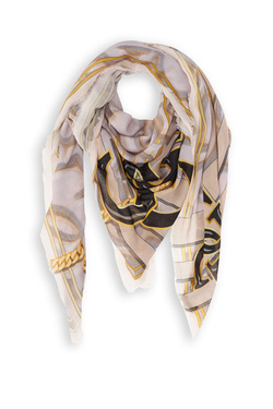 Foulard GUESS AW8345 VIS03 Taupe