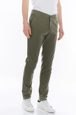 Pantalon JACK AND JONES 12150161 Vert olive