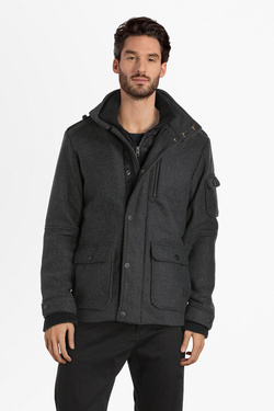 Blouson JACK AND JONES 12157715 Gris