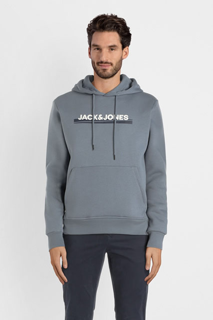 Sweat-shirt à capuche logo JACK AND JONES
