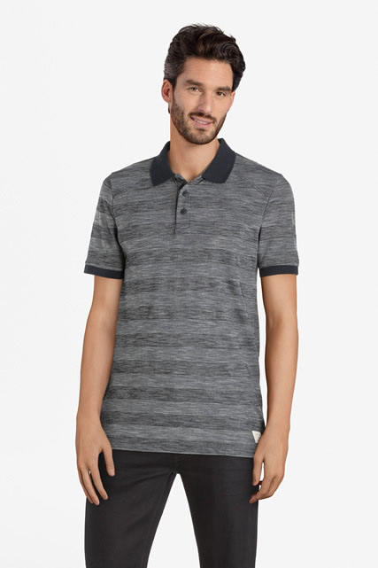 Polo effet chiné jack and jones JACK AND JONES