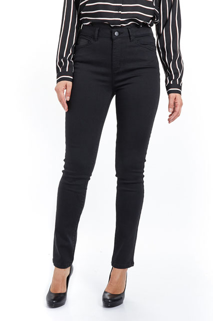 Pantalon ajusté 5 poches push up JULIE GUERLANDE