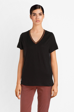 Tee-shirt KAPORAL BETTY Noir
