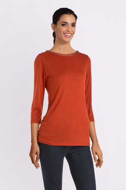 Tee-shirt manches longues KATMAI 54KA2TS400 Orange