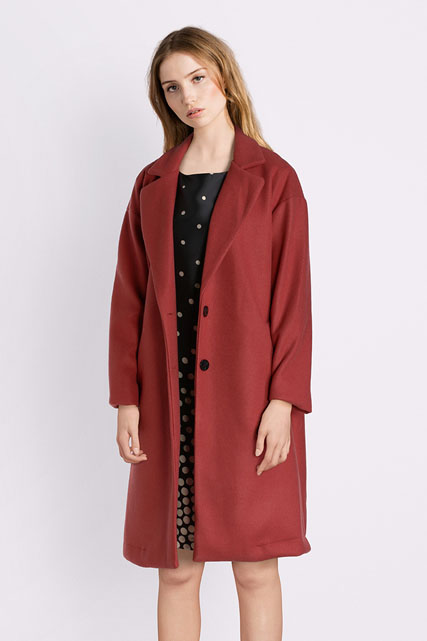 Manteau ample LA FEE MARABOUTEE