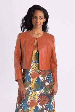 Veste LA FEE MARABOUTEE FC3573 Orange