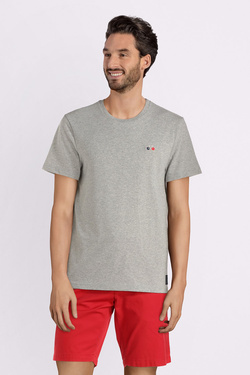 Tee-shirt LA GENTLE FACTORY 707851 Gris