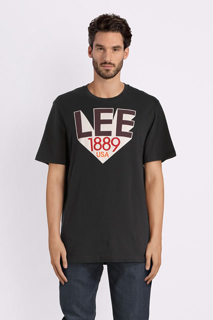 Tee-shirt logo retro LEE