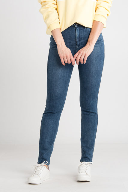 Jean push-up skinny body optix LEE