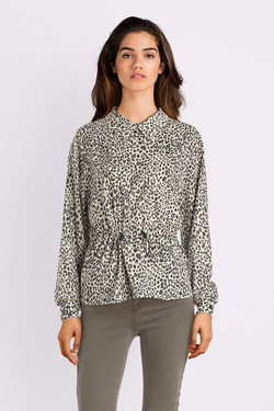 Blouse LILI SIDONIO BY MOLLY BRACKEN LWL102A19 Beige