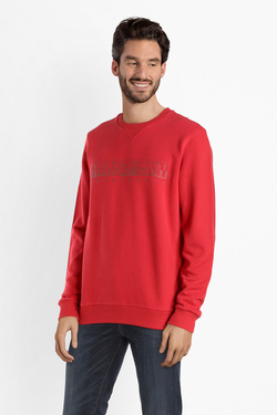 Sweat-shirt NAPAPIJRI N0YIJ8 Rouge