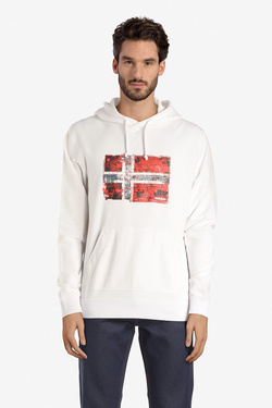 Sweat-shirt NAPAPIJRI N0YIJ1 Blanc