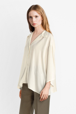Chemise manches longues NINA KALIO 53NK2CH500 Blanc