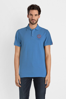 Polo NZA NEW ZEALAND AUCKLAND 18CN100C Bleu ciel