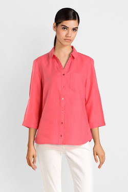 Chemise manches longues OLIVIA K 53OK2CH100 Rose