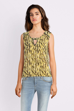 Blouse ONE STEP FN11071 Jaune