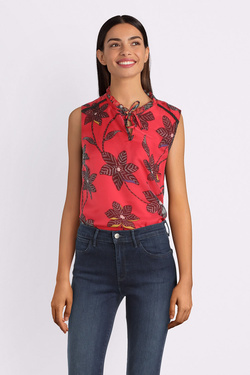 Blouse ONE STEP FN11381 Rouge