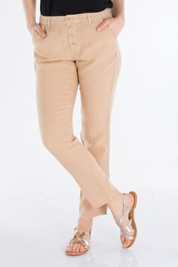Pantalon ONE STEP FN22181 Marron
