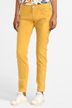 Pantalon ONE STEP FQ29001 Jaune
