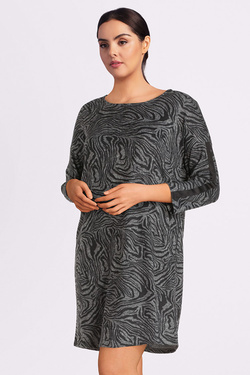 Robe ONLY CARMAKOMA 15191484 CARALBA Gris