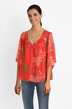 Blouse ORFEO ARIEL.TW1392 Rouge