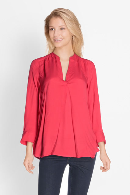 Blouse unie S OLIVER
