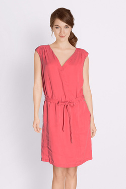 Robe S OLIVER 114.804.82.8006 Rouge