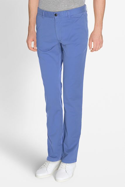 Pantalon chino coton stretch STRELLSON