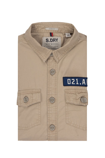 Chemise militaire SUPERDRY