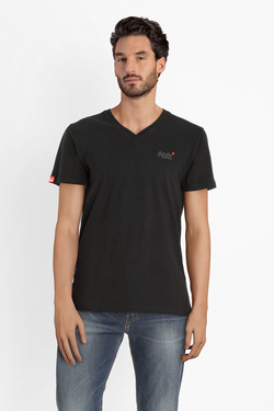 Tee-shirt SUPERDRY M10004NS Noir