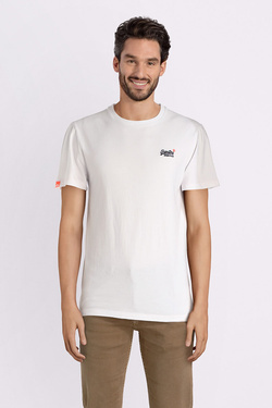 Tee-shirt SUPERDRY M10003NS Blanc
