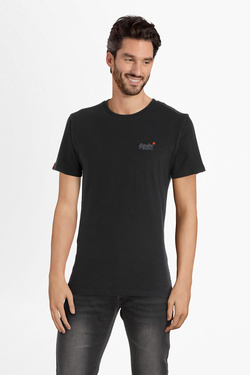 Tee-shirt SUPERDRY M10003NS Noir