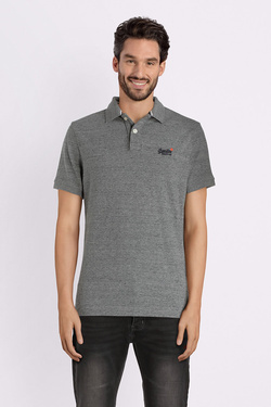 Polo SUPERDRY M11005NS Gris