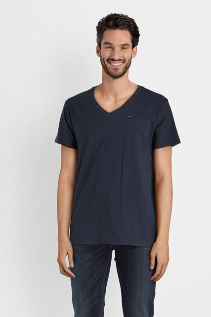 Tee-shirt encolure v TOMMY JEANS
