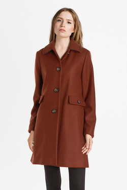 Manteau TRENCH AND COAT CHAMPOLEON TT -ARLF Brique