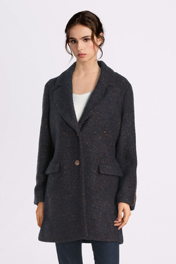 Manteau TRENCH AND COAT PEONE1 TT-ATCT Bleu marine