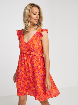 Robe RUE MAZARINE SAMSO Orange