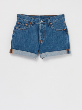 Short LEVI'S® 501 ROLLED SHORT L Levis Sansome Ransom