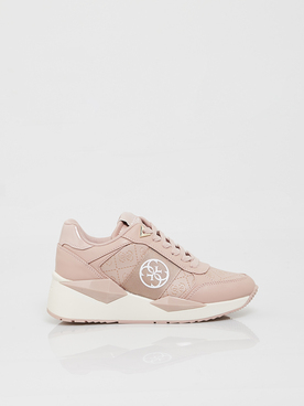 Chaussures GUESS FL5 TES ELE12 Rose