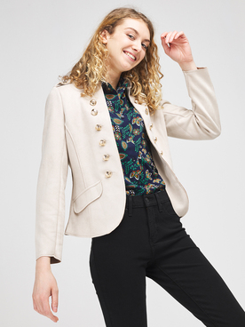 Veste MOLLY BRACKEN HA015E21 Beige