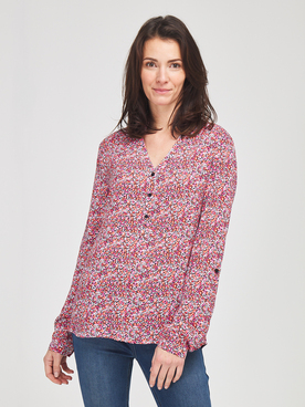 Blouse JULIE GUERLANDE 57JG2CH230 Rose