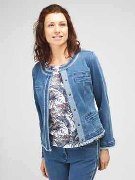 Veste DIANE LAURY 57DL2VE200 Bleu