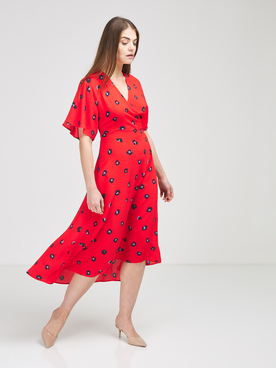 Robe MEXX GN0615013W Rouge