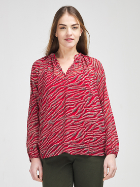 Blouse ONE STEP FS13031 Rouge
