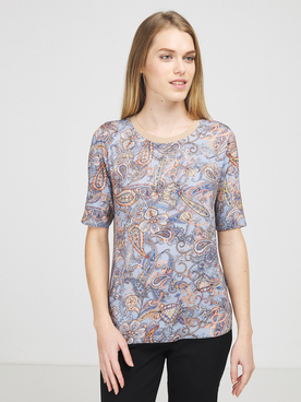 Tee-shirt BETTY BARCLAY 2735 2138 Bleu ciel