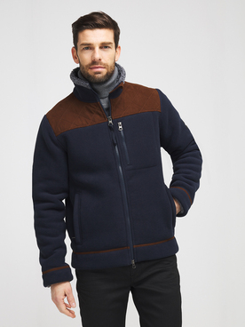 Blouson AIGLE MIRKWOODA Blue Nights