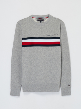 Sweat-shirt TOMMY HILFIGER MW0MW14758 Gris
