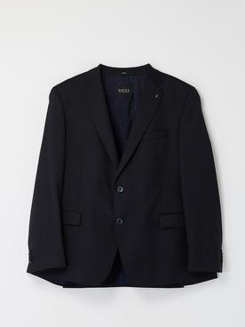 Manteau DIGEL en laine noir