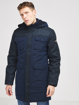 Parka MUSTANG DIETMAR MIX Blue Nights