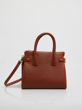 Sac PIECES 17107420 Marron